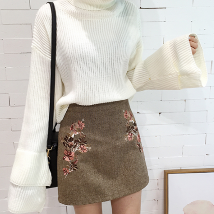Fall Winter Harajuku Fashion White ..