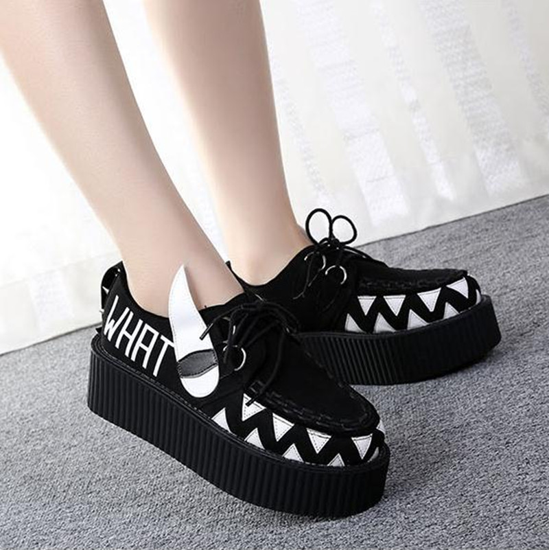 FREE SHIPPING Harajuku Monster Creepers