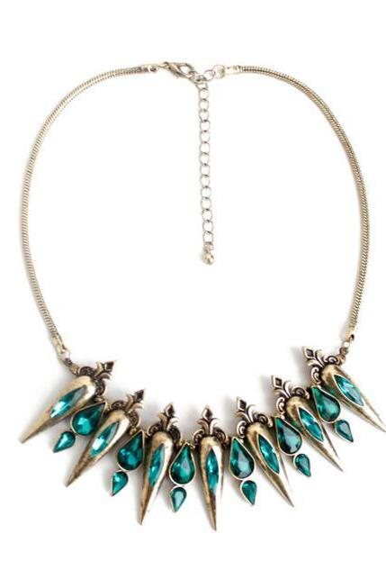 FAST SHIPPING New Fashion Vintage Pendant Collar Statement Bib Necklace